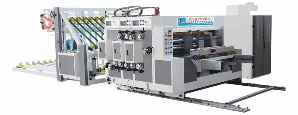 China best Corrugated Carton Machine on sales