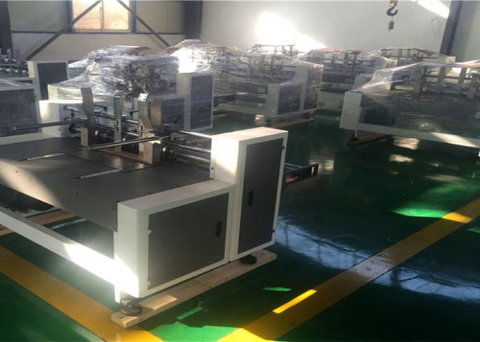 Carton Paperboard Automatic Partition Machine / Suction Type Corrugated Partition Slotter Machine