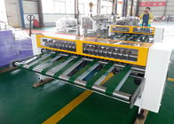 China Automatic Corrugated Cardboard Partition Slotter Machine Easy Operate company