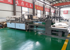 Good Quality Corrugated Carton Machine & Reduce Manpower Cost Partition Assembly Machines With Long Service Life on sale