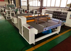 China Automatic Partition Machine / Paperboard Partition Slotter  Machine 1.1 Kw Power factory