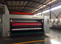 China Corrugated Cardboard Ink Printer Die Cutting Machine GYK 1600 * 2400 Mm Model factory