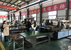 China Professional Making Corrugated Paperboard Partition Asemmbler Machine / Paperboard Slitter Asemmbling Machine factory