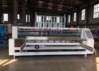 China Professional Thin Blade Slitting And Creasing Machine Automatic Feeder factory