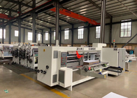 China Model 2200 X 800 Corrugated Paperboard Automatic Slotter And Creaser Machine  / Diameter 270 mm factory