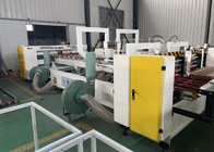 China 13.45kw Power Automatic Carton Box Stitching Machine For Corrugated Paperboard company