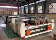 Double Sheets Folder Gluer Machine For Making Corrugated Carton Box