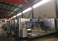 Corrugated Carton Packing Lead Edge Feeder Flexo Printer Slotter Die Cutter Machine