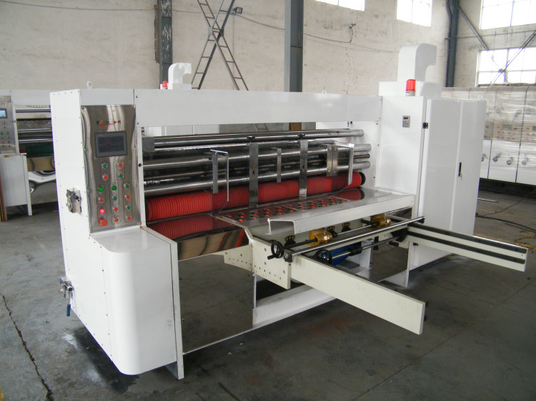 Corrugated Carton Die Cutting Machine Fully Automatic Hydraulic Combination Control
