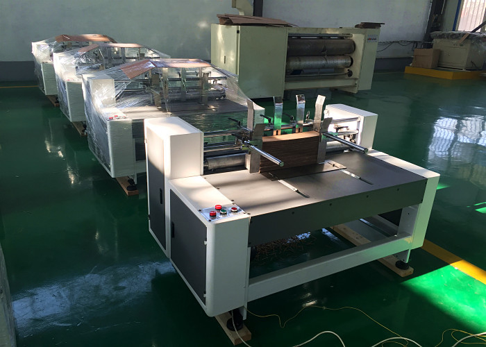 Carton Paperboard Automatic Partition Machine / Suction Type