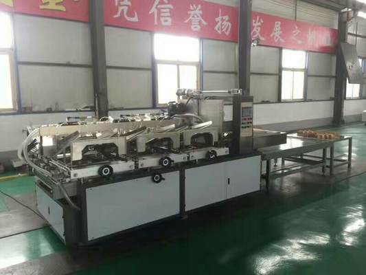 China High Efficiency Corrugated Carton Machine Corrugated Box Manufacturing Machine factory