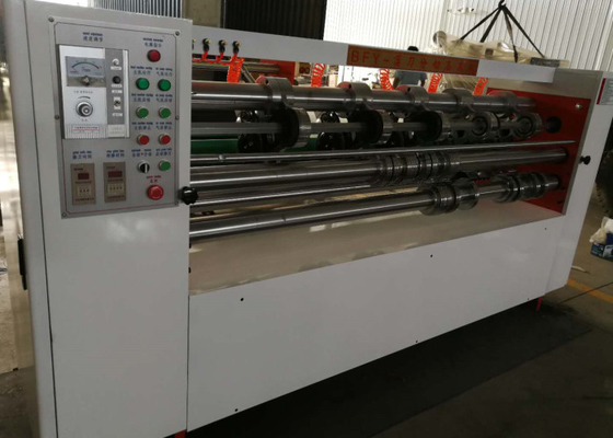 Manual Type Thin Blade Slitter Scorer For Cutting Corrugated Paperboard