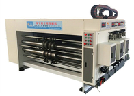 Corrugated Carton Small Box Printing Slotting Machine / Carton Making Printing Slotting Machine
